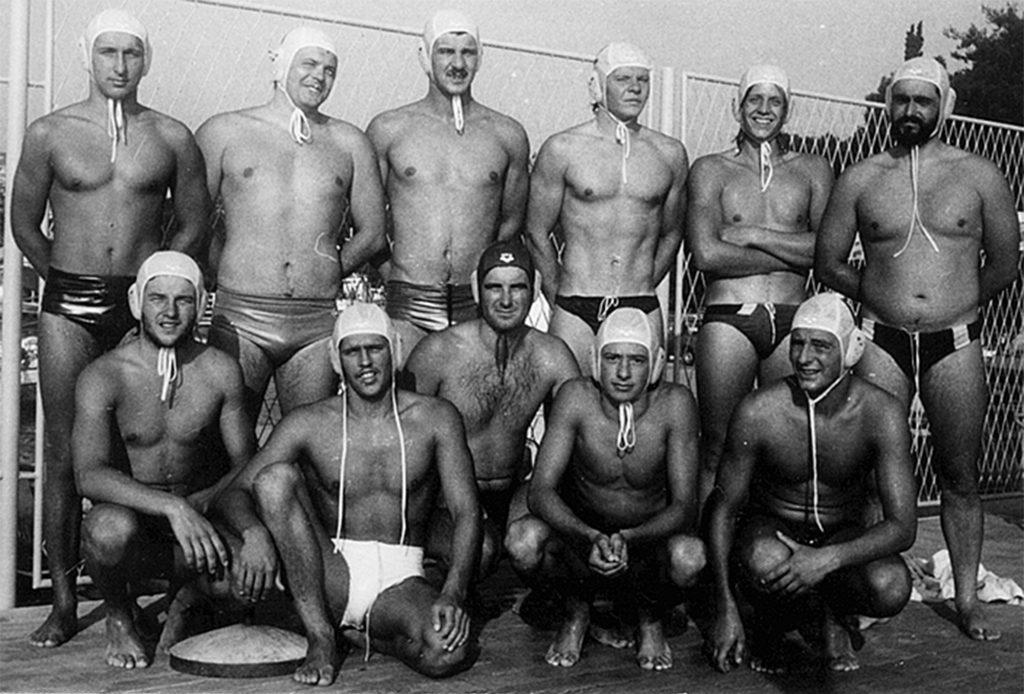 1987. Vaterpolo ekipa